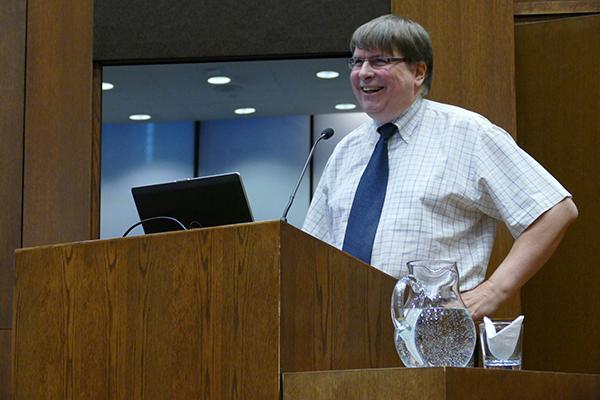 Professor Jeffrey Smith