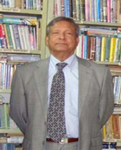 Wahidul Haque, professor emeritus