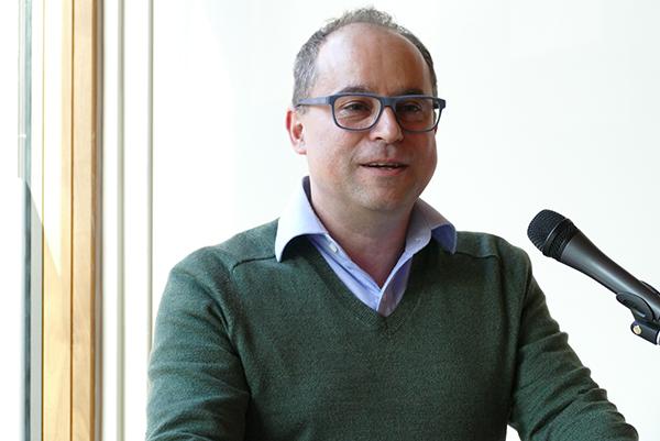 Professor Ettore Damiano