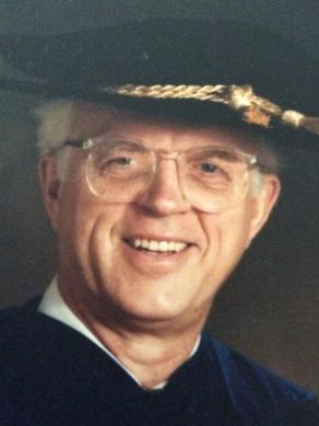 Professor Emeritus Scott Eddie