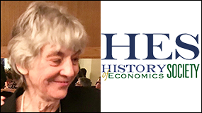 Susan Howson, professor emeritus