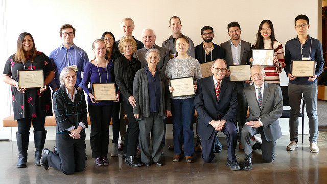 2016-17 Undergraduate Awards for Academic Excellence